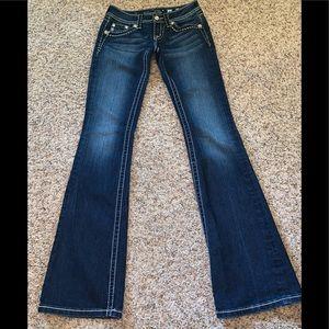 Miss Me Jeans. Excellent New Shape.